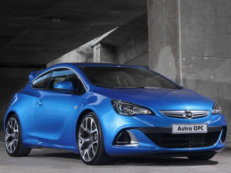2016 Opel Astra OPC