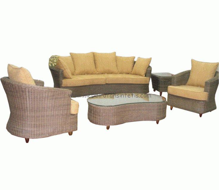 Kursi Tamu Modern Set Rotan Sintetis Kami hanya memproduksi Produk Furniture Rotan Ciri Khas Indonesia dengan Mutu & Kwalitas Bertaraf Internasional