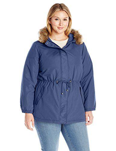62602c1738d New Junarose Women s Plus Size Ofia Long Sleeve Parka Women Plus Size Coats  Jackets.   36.78 - 69.31  topoffergoods offers on top store