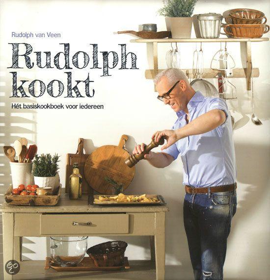 Rudolph kookt, Rudolph van Veen | 9789045206929 | Boeken