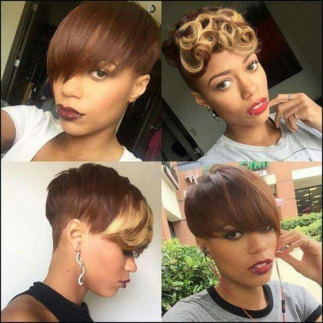 short haircuts for women pictures best 25 weave hairstyles ideas on 5849 | 5849b5d5a4e6ca69ac91d08dda1cfc7e relaxed hairstyles black hairstyles