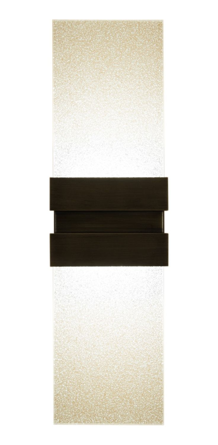 Tonic LED Sconce - Contemporary Industrial Transitional Wall Lighting - Dering Hall