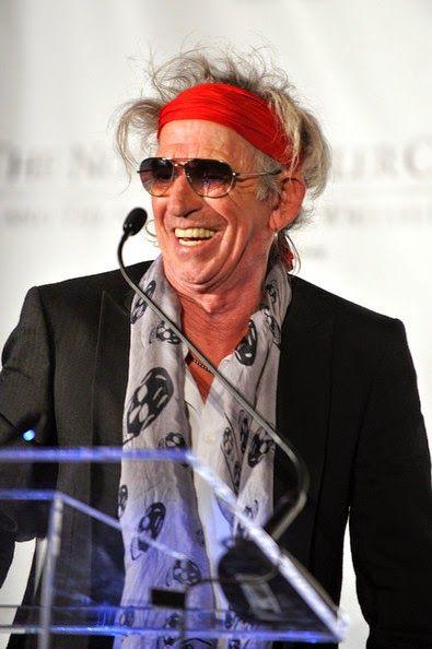 """Keith Richards Happy """"Stones"""" Birthday! ..."""