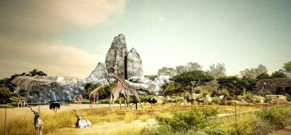 Zoo de Vincennes, to open in 2014