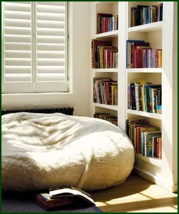 Simple Homedecor Ideas: 35 Cozy Reading Nook Ideas To Utilize Extra Space And