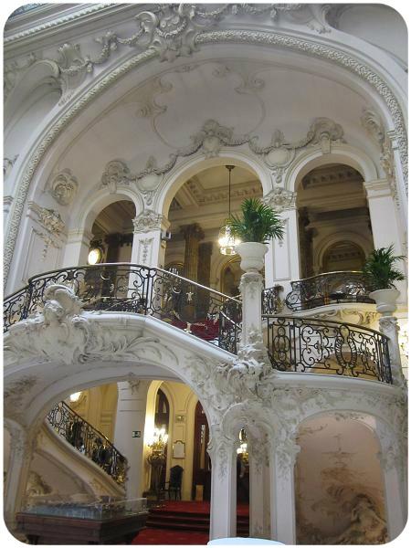 Vistamos el Casino de Madrid y buceamos en el Taller de Paco Roncero (31.05.2013). Imagen Nuria Blanco, @nuriblan