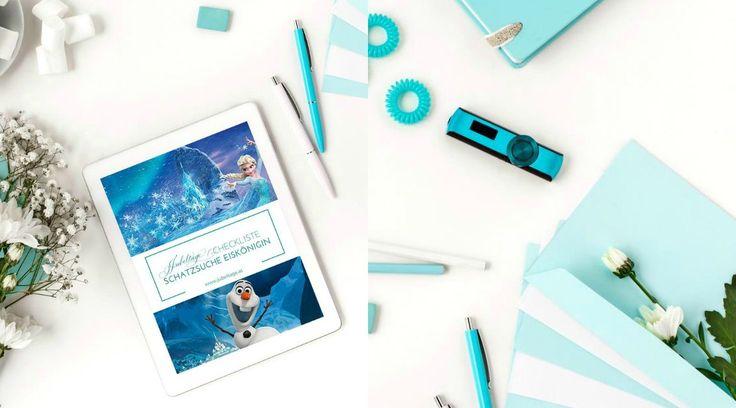 Frozen / Eiskönigin Schatzsuche mit Olaf ab 4 Jahren