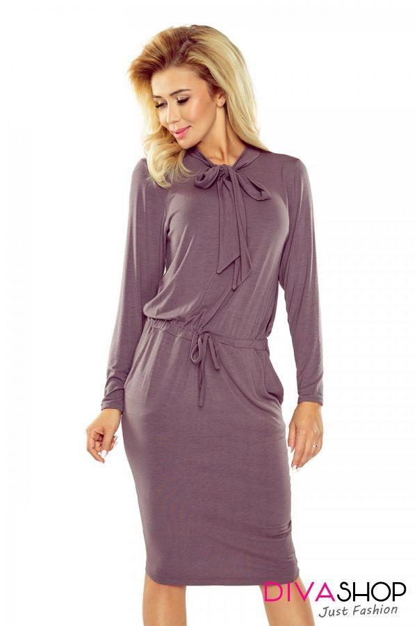 Rochie de zi violet