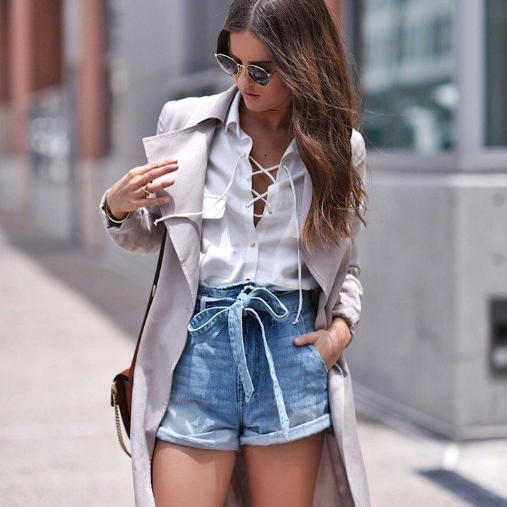 Gorgeous Shorts for the Spring and Summer Season
