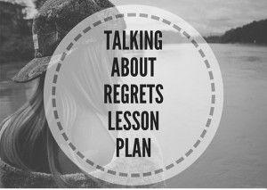 REGRETS-LESSON-PLAN