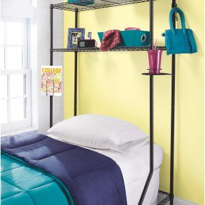 Dorm Space Saver Shelving Unit Part 36
