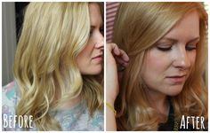 Clairol Nice'n Easy: At Home Colour Change - A Beauty Junkie in London