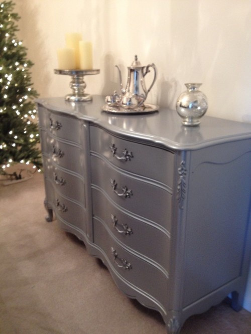 Great Job On Somebody S Childhood Dresser Ideas French Provincial Bedroom Furniture Paint