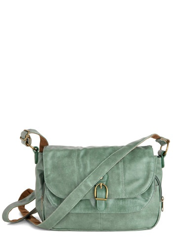 Mint Me Tonight Bag, #ModCloth  Just got mine in the mail today! In love!
