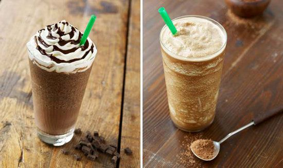Healthiest Iced Starbucks Drinks- This made my day now I know exactly what to ask for and not ever feel bad about having Starbucks drinks again :0)