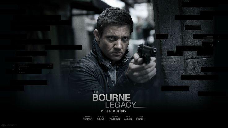 Aventureaza-te in The Bourne Legacy!