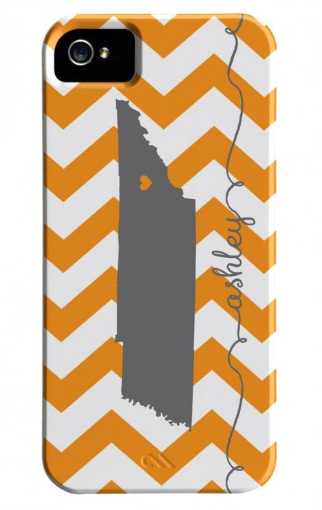 SOmeone buy me this for my bday! ;) Tennessee Custom Cell Phone Case | Swanky Press