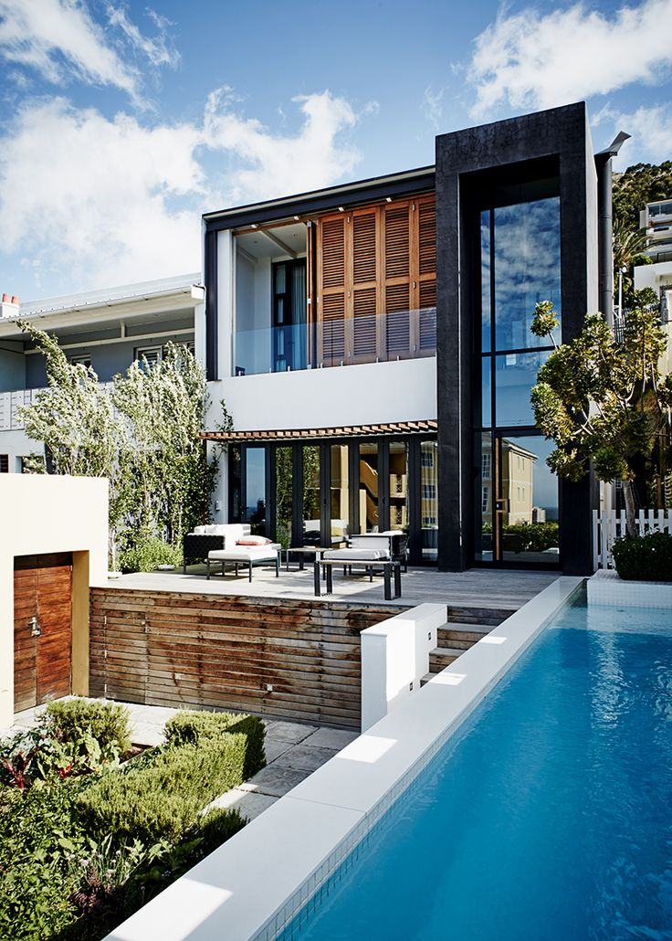 A Layered Retreat In Green Point Building Covers