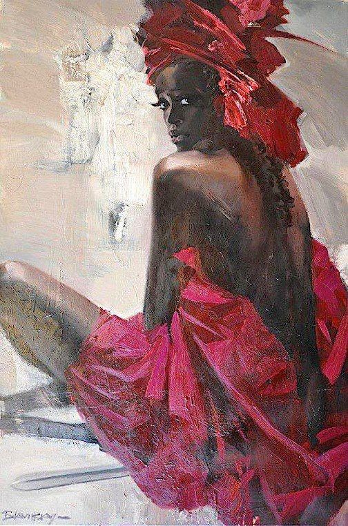 by Ivan Slavinksky | Bellas | Art, Africa art, African art