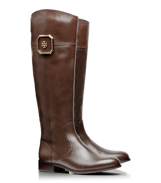 Lawrie Riding Boot | Womens Fall 2013 Pre-Order | ToryBurch.com