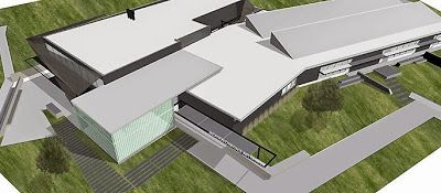 Hastings College in Hastings, Nebraska is building a new Jackson Dinsdale Arts Center