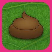 Lär dig känna igen olika sorters djurbajs med denna app