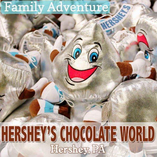 Family Adventures: Hershey's Chocolate World