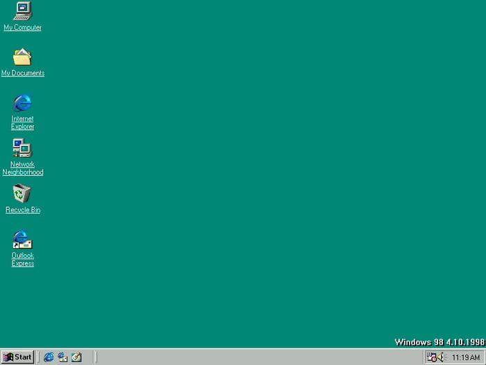 53 Imagens Que So Quem Cresceu Na Frente Do Computador Vai Lembrar Computer Screen Wallpaper Windows 95 Windows 98