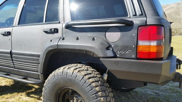 Zj Rear Quarter Panel Armor Pair Jeep Zj Jeep Wj Jeep Bumpers