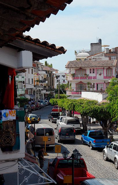 Old Town, Puerto Vallarta, since I like history this was my favor place that I visited in Mexico
