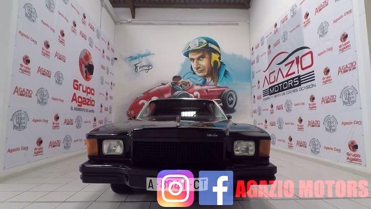 CHEVROLET MONTE CARLO  CLÁSICO agazio motors