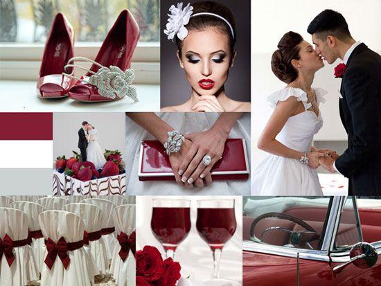 Matrimonio a tema rosso. Temi e stili originali. Be inspired! - Matrimonio .it : la guida alle nozze