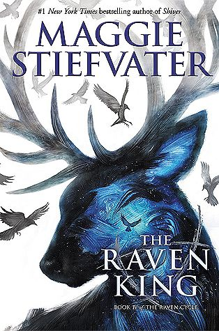 Four stars! The Raven King (The Raven Cycle, #4)