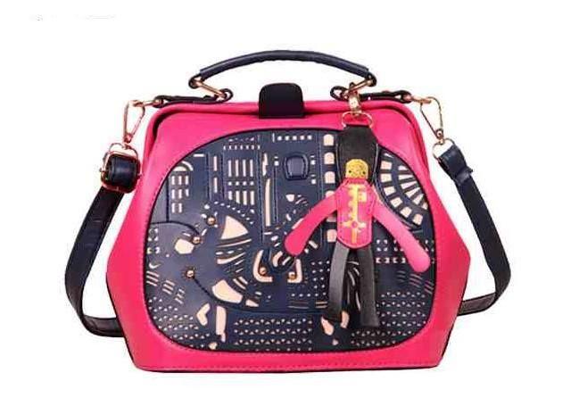 #pink #bag #fashion