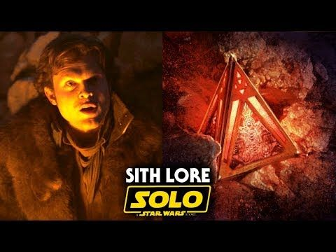 Spread the love - Compartir en Redes Sociales Solo A Star Wars Story Sith Lore Is Coming! (Star Wars News) Lets go over some star wars news when it comes to solo a star wars story / the han solo movie directed by ron howard