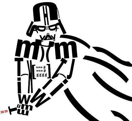 Luke I am your Typograhy