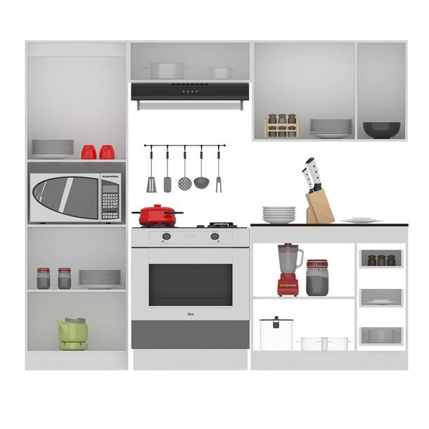 18 best cocinas images on pinterest kitchen small for Cocinas integrales pdf