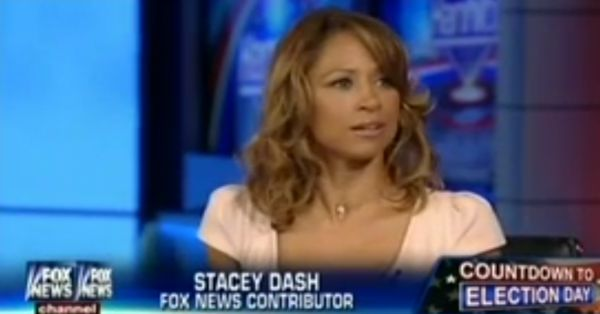 Stacey Dash, star of the iconic hit movie Clueless, is now a Fox News personality.Recently, she was discussing the ad from African