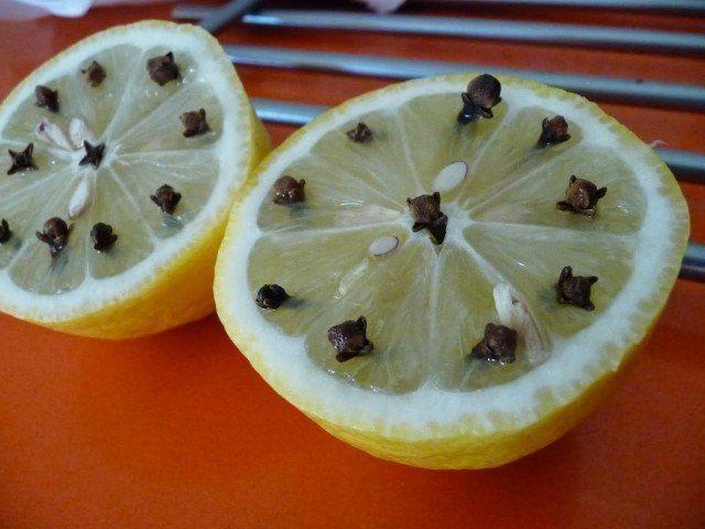 No vas a poder creer lo que sucede cuando combinas limón y clavo dulce!