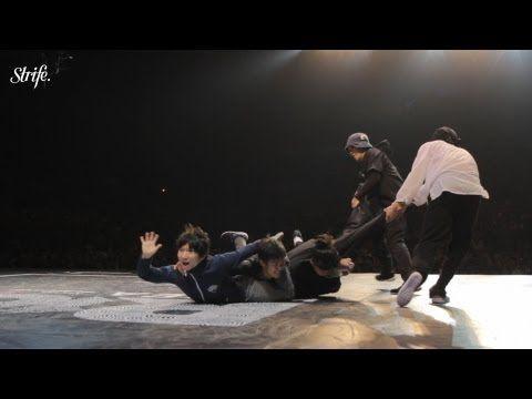 Breakdance Gone Crazy!!!