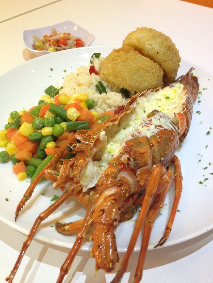Lobster Inc.'s Butter Lobster Plate