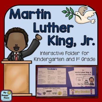 1000+ images about Martin Luther King Day Resources + Activities on ...