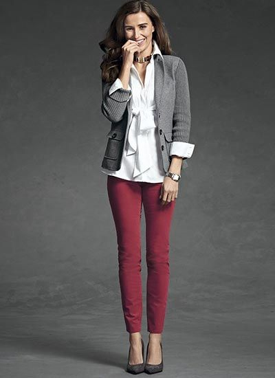 Pin By Heather Oakes On Business Casual Current Fashion | Pinterest | Work Outfits Work Attire ...