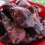 Cherry Smoked Country Style Ribs