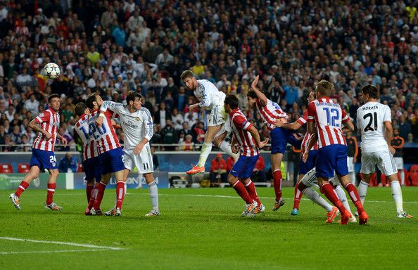 Real Madrid v Atletico de Madrid – UEFA Champions League Final