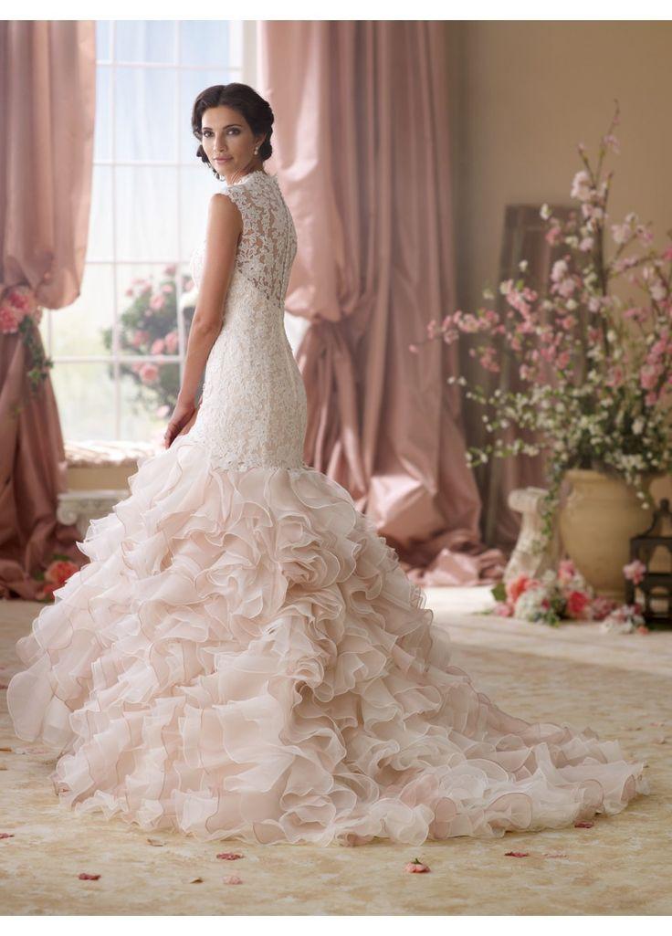 61 besten lace wedding dress Bilder auf Pinterest   Hochzeitskleider ...