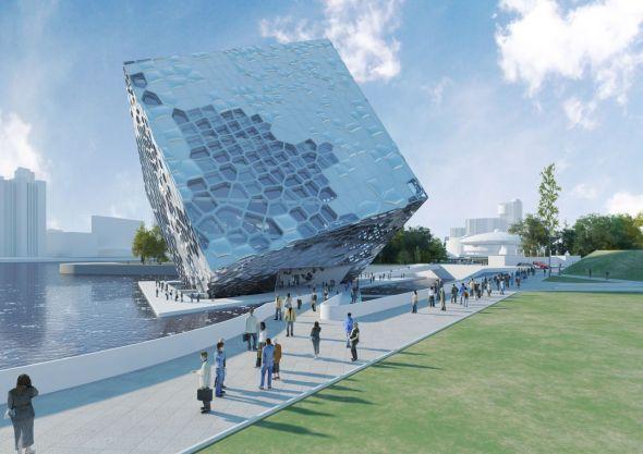 El cubo rotado - Noticias de Arquitectura - Buscador de Arquitectura