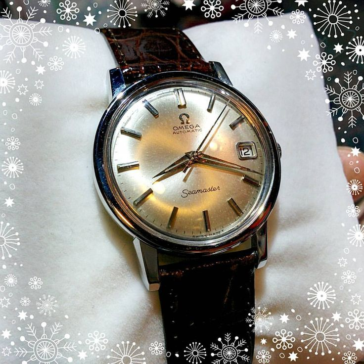 Christmas sale now on. Vintage omega Seamaster date automatic stainless steel mechanical 1960s was £995 now £800 when you mention this post #seamaster #omega #vintageomega #oldomega #omegaseamster #watches #classicwatch #vintage #watchesofinstagram...