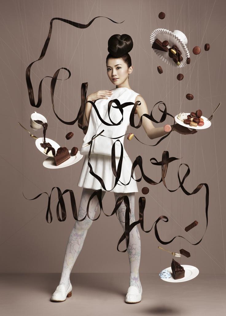 Chocolate Trail 2012 - Charlene