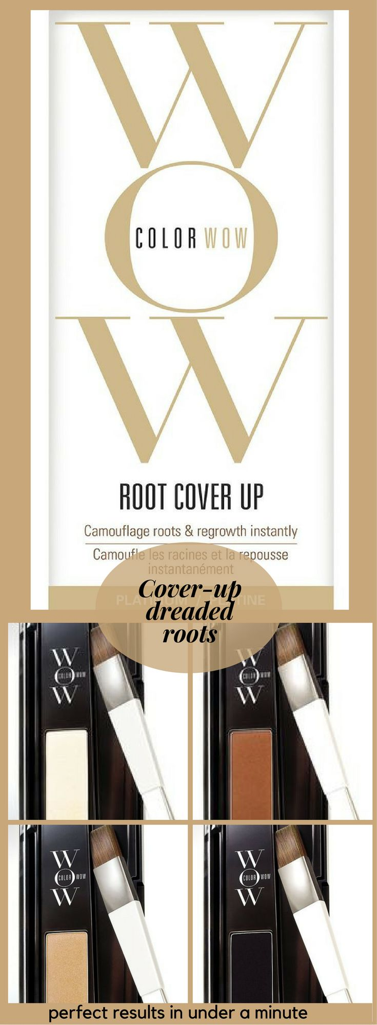Hair | Color WOW - Root Cover Up | affiliate